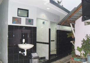 Project to spread public rest rooms in Indonesia (after)-2008
