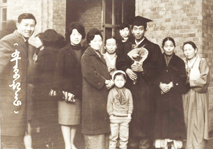 In memory of graduation from College of Agriculture, Seoul National University in 1963